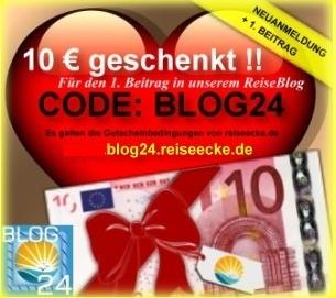 Blog24 Gutschein