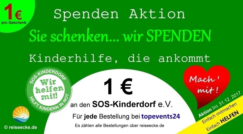 Spenden - Aktion