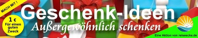 Schenken + Spenden