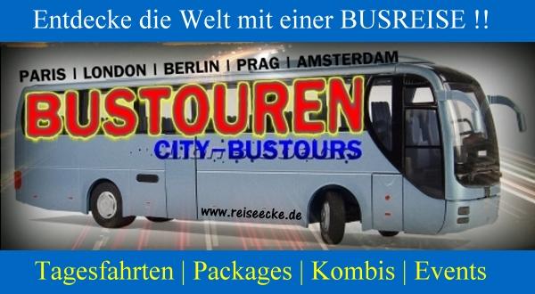 Busreisen - Portal