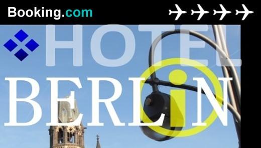 Hotel-Portal Booking Berlin
