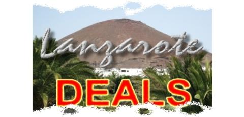 ReiseDEALS nach Lanzarote