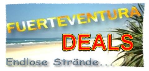 ReiseDEALS nach Fuerteventura