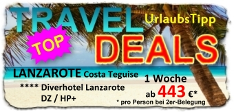 Reise-DEALS nonstop