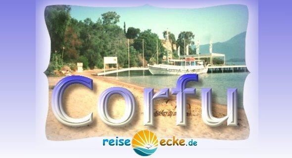 Reise nach Korfu